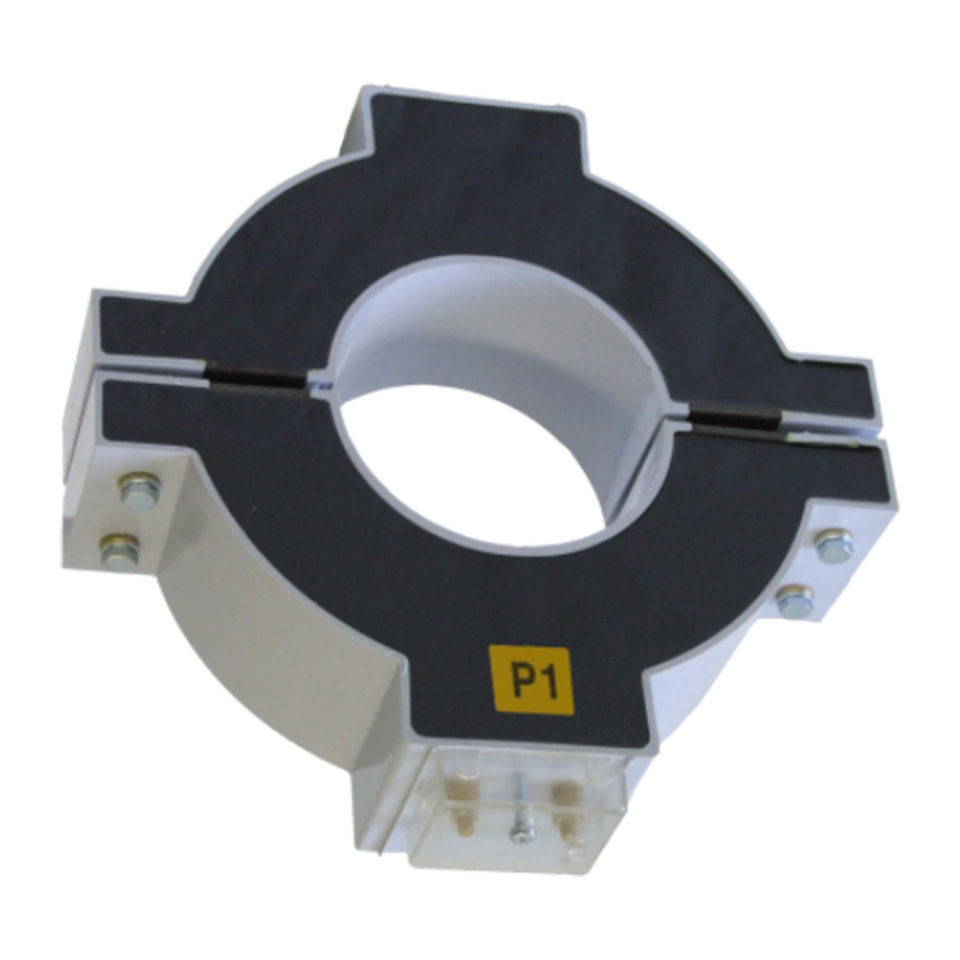 Split-core current transformers